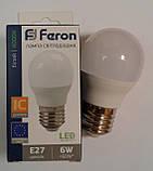 Светодиодная лампа Feron LB745 E27 6W 4000К