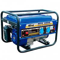 Бензиновый генератор 2.2 кВт Werk WPG3000