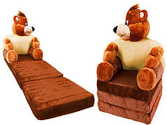 Детское кресло BEE MALE YELLOW SOFT