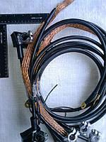 Провод АКБ ГАЗ-52 (свинец) минус 25 мм.кв.