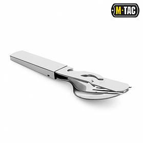 M-Tac столовый набор Large (4 элемента) сталь