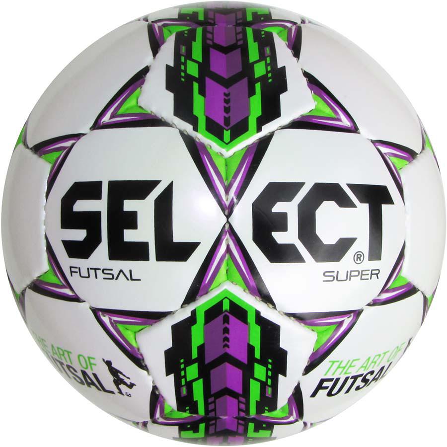 Футзальный мяч Select Futsal Super FIFA размер 4 белый - Интернет-магазин