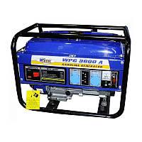 Генератор бензиновый 2.5 кВт электростарт Werk WPG3600E