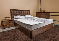 Кровать полуторная Сити Премиум с подъемным механизмом