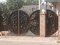 Ворота Лилия в наличии, фото 1