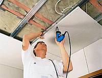 Армирование  потолка