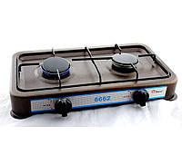 Газовая плита MS 6662 Продажа только ящиком!!! (1) без упаковки