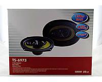 Автоколонки TS 6973B max 350w (Только ящиком!!!) (6) без упаковки