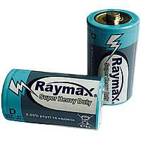 Батарейки RAYMAX D6 R20P UM1 D 1.5V shrink (2шт.)