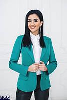 Женский пиджак (48, 50) - коттон мемори купить оптом и в Розницу в Одессе Украина 7км