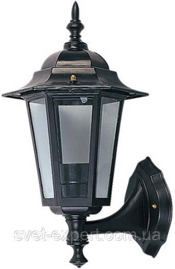 Світильник сад-парк DELUX PALACE A01 15W LED E27 чорний