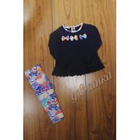 Копия Комплект туника лосины для маленькой модницы