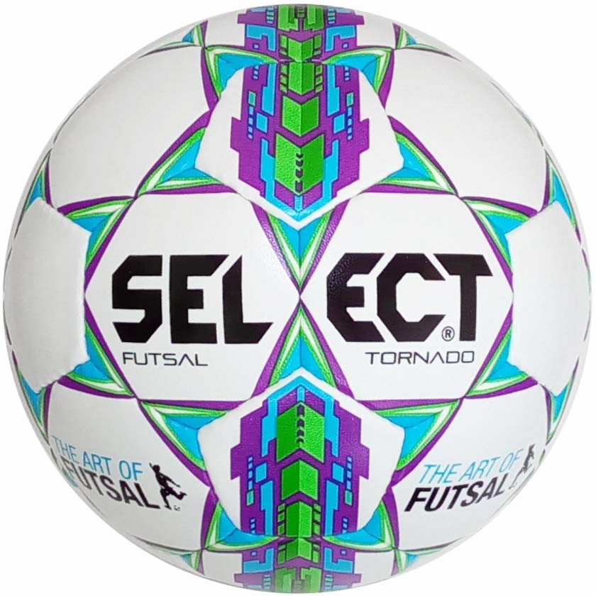 Футзальный мяч Select Futsal Tornado IMS размер 4 белый