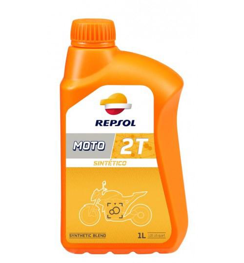 Моторное масло Repsol Moto Sintetico 2T (1л)