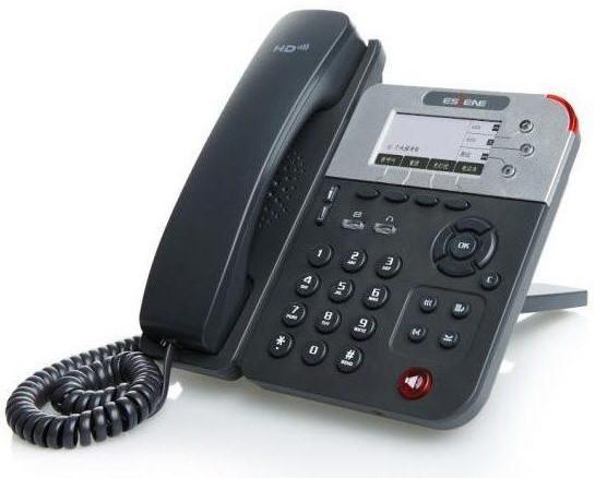 IP телефон Escene ES292N