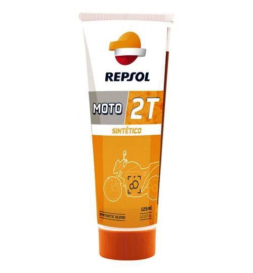 Моторное масло Repsol Moto Sintetico 2T (125 мл)