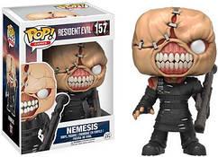 Фигурка Преследователь Resident Evil 3: Nemesis Обитель зла 3: Немезиc FUNKO РОР #157
