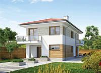 Энергосберегающий, пассивный дом строительство, фото 1