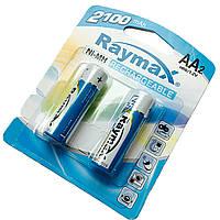 Батарейки RAYMAX HR6 1.2 V 2100mAh Ni-MH AA blister card/2pcs (2шт.)