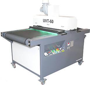 Ультрафиолетовая сушка для трафаретной печати  модель SCHULZE KN  UVT-80 (Германия)