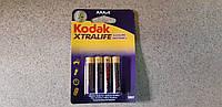 Kodak XTRALIFE AAA LR-3 4bl, фото 1