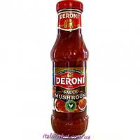 Соус грибной Deroni sauce Mushroom 325ml