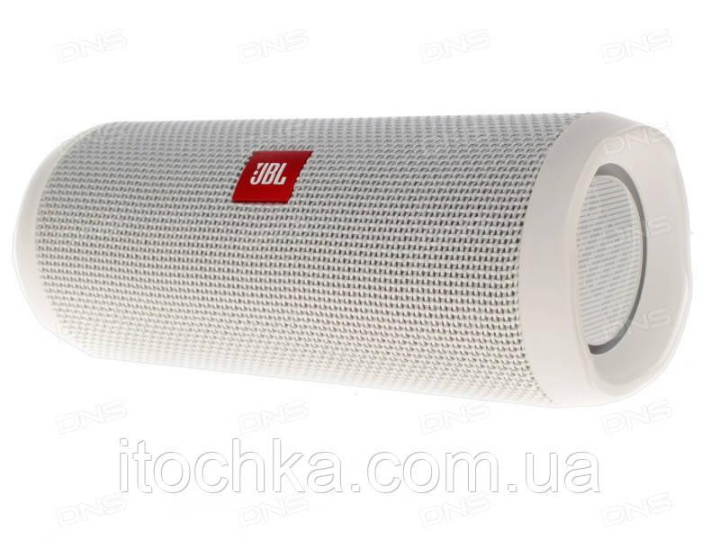 Акустическая система JBL Flip 4 White