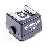 Адаптер горячий башмак Yongnuo YN-H3 Sony