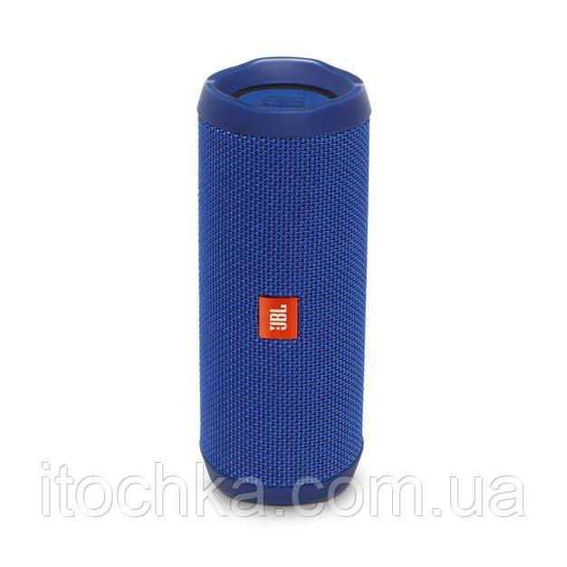Акустична система JBL Flip 4 Blue