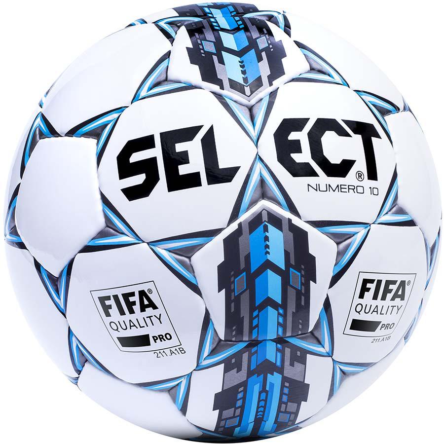 Футбольный мяч  SELECT Numero 10 FIFA QUALITY PRO размер 5