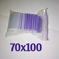 Пакет zip-lock 70*100 мм (9 000 шт.)