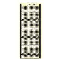 Макетная плата CRS-105