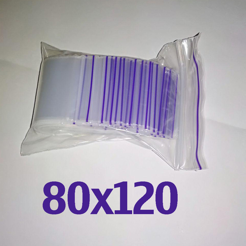 Пакет zip-lock 80*120 мм