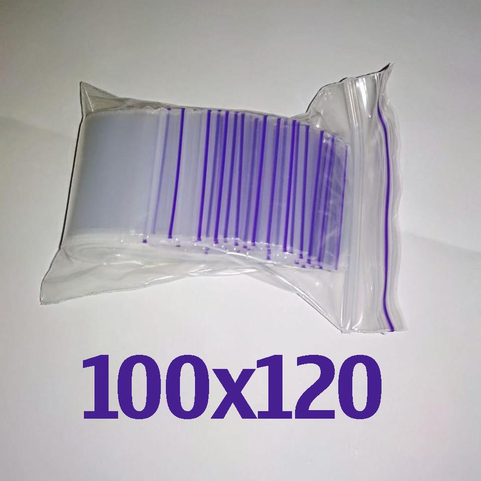 Пакет zip-lock 100*120 мм