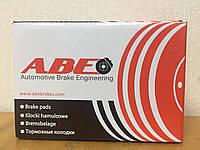Тормозные колодки передние на Форд Транзит R14 1991-->2001 ABE (Польша) C1G020ABE