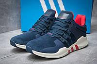 Кроссовки мужские Adidas  EQT ADV/91-16, темно-синие (11992) размеры в наличии ► [  41 43 45  ] (реплика), фото 1