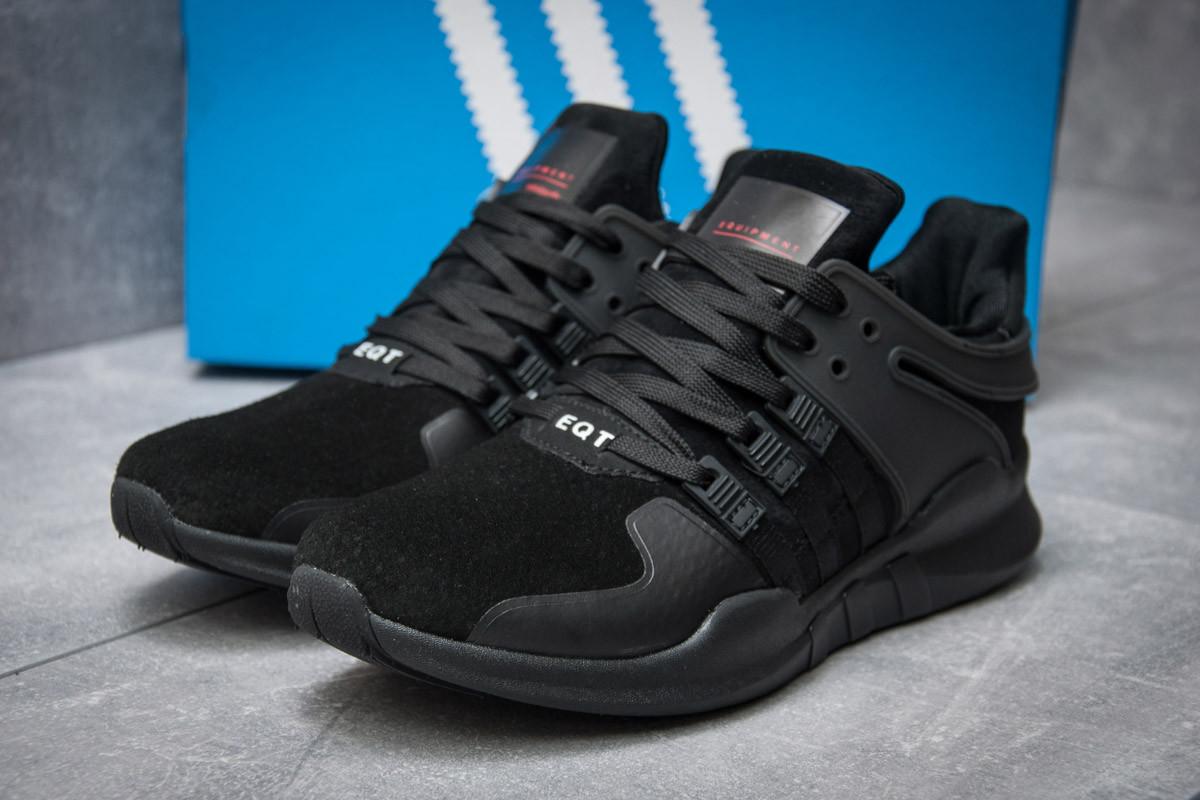 Кроссовки мужские Adidas  EQT ADV/91-16, черные (11994) размеры в наличии ► [  44 (последняя пара)  ] (реплика)