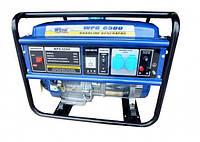 Бензиновый генератор 5 кВт Werk WPG6500