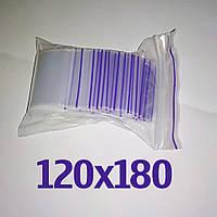 Пакет zip-lock 120*180 мм