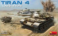 1:35 Сборная модель танка Тиран 4, MiniArt 37029