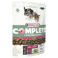 Versele-Laga Complete Chinchilla&Degu /ШИНШИЛЛА ДЕГУ / Гранулированный корм для шиншилл и дегу / 500г