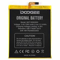 Аккумулятор для Doogee Shoot 1 батарея оригинальный
