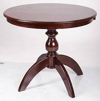 Стол деревянный круглый «Престиж» для гостиной (серия Престиж)