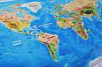Скретч-карта мира в тубусе Silver на украинском, фото 4