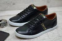 Мужские кожаные кроссовки Calvin Klein 1036, фото 1