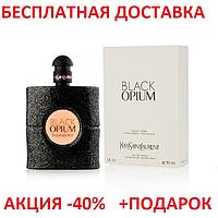 Yves Saint Laurent Black Opium Ив Сен Лоран Черный Опиум ORIGINAL size Женская туалетная вода Духи Парфуми