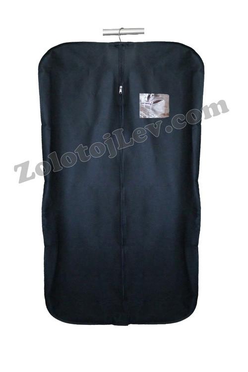 Чехол для костюма объемный 100х60х07