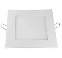 Светодиодный светильник LED SDL 24W 4100К квадр 285мм белый