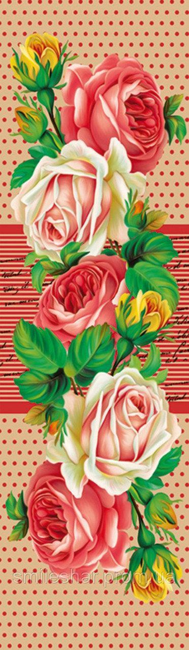 Пакет под Бутылку Розы