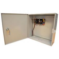 Источник бесперебойного питания 12В 5А ББП-1260 (ток заряда до 350мА, без корпуса, заряд до 18А/ч)